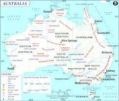 Map Australia List Of Australian Universities Within Aussie Maps Australia