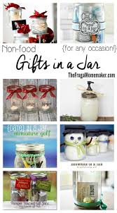 food gifts for christmas non food gifts in a jar day 7 of 31 days to take the stress out