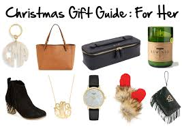 christmas gift guide for her u2013 lessons with a
