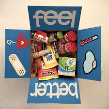 care package for a sick friend 110 best college care packages images on boxes candy