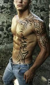 Tribal Torso - 40 tribal designs for tattoos for