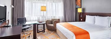 Executive Bedroom Designs Hotel Rooms Singapore Holiday Inn Singapore Atrium