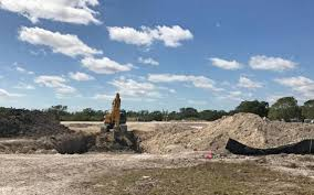Florida Casinos Map by Florida City Breaks Ground On A New Casino Miami Herald
