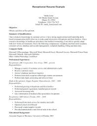 Best Career Objective For Resume 2016 - what to put on objective in resume foodcity me