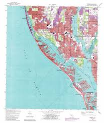 Anna Maria Florida Map by Seminole Topographic Map Fl Usgs Topo Quad 27082g7