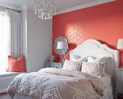 coral bedroom ideas grey and coral bedroom home sweet home pinterest coral