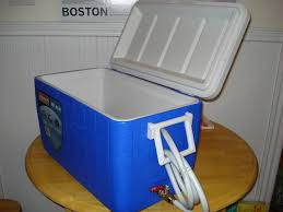 How To Build A Diy by The Birth Of Big Blue U2013 How To Build A Diy Cooler Mash Tun