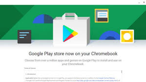 android apps in chrome the play store is now available in chrome os brings