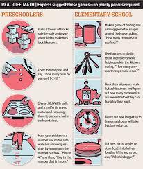 a worksheet for math phobic parents real life math worksheets