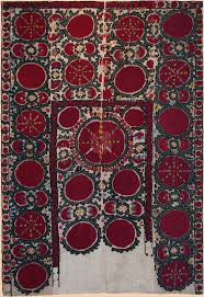 Mohawk Suzani Rug 209 Best Suzani Images On Pinterest Central Asia Textile