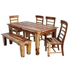 Wood Dining Table With Bench And Chairs Dining Room Sets U0026 Dining Table And Chair Set Rc Willey