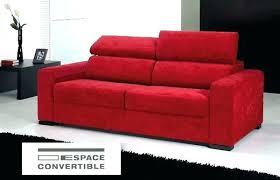 canape lit canapa sofa divan canapac convertible cuir