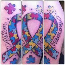 new autism awareness tattoo imgur
