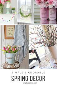 Spring Decor 1079 Best Diy Spring Images On Pinterest Creative Ideas Jello