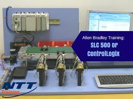 bradley training slc 500 or controllogix control systems