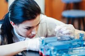 investigating fingerprints in the biology lab brook hill