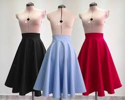 high waisted skirts vintage style skirt high waisted skirt midi skirt womens