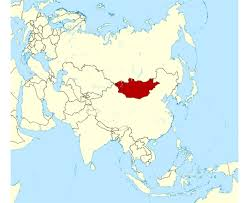 Yuan Dynasty Map Maps Of Mongolia Detailed Map Of Mongolia In English Tourist