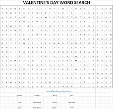 tales of mommyhood valentine u0027s day word search printable