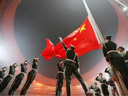 Image Chinese Flag The Strategy Bridge