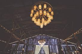 Rustic Wedding Chandelier 40 Beautiful Rustic Wedding Ideas