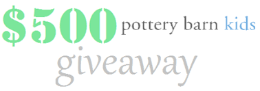 Navigate To Pottery Barn Kids U0027 Spaces Link Up U0026 500 Pottery Barn Kids Giveaway Emily A
