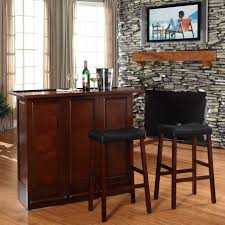 30 top home bar cabinets sets wine bars elegant fun i like the front of this mini bar but when you check out the rear