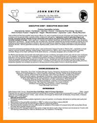 Sample Cook Resume 100 Executive Chef Resume Sample Private Chef Resume