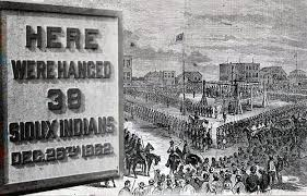 largest mass hanging execution in us history 1862 i ancestry
