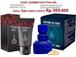 hammer of thor dan titan gel toko sex toy pria dan wanita jual
