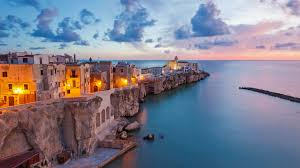 vieste on the adriatic coast of italy peter adams photography