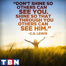 Let The Light Shine Tbn On Twitter