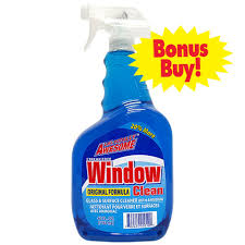 las totally awesome bulk la s totally awesome window clean 40 oz at dollartree