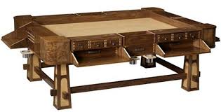 Charles Collins Want Lets Figure Out How To Build One Into - Board game table design