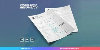 infographic resume templates ultimate collection of free resume templates css author