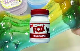 cara membuat slime menggunakan lem fox tanpa borax membuat slime dengan lem fox tanpa borax