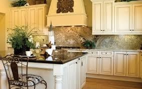 Painted Glazed Kitchen Cabinets Splendent Painting Kitchen Cabinets Cream Color Cream Glazed