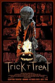 Halloween Remake 2013 by The Horrors Of Halloween Trick U0027r Treat 2007 Collage Artwork