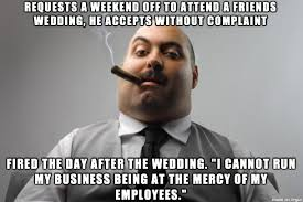 Allahu Akbar Meme - never thought id be able to post a scumbag boss meme but here we are