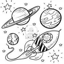 rocket ship entering space coloring download u0026 print