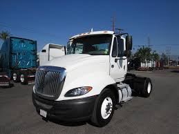 single axle daycabs for sale