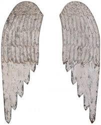 Angel Wing Wall Decor Wooden Angel Wings Wall Art