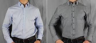 light grey dress shirt before after tailoring merona ultimate shirt