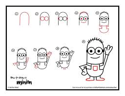 25 minion drawing ideas minion art minion