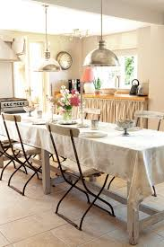 romantic ideas for pretty interiors the english home oyster roses linen kitchen