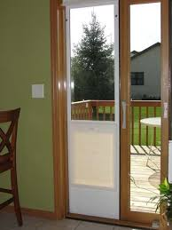 ideal fastfit patio pet door insert for sliding patio doors