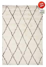 rugs usa beni ourain rug lookalike