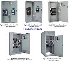 asco 300 series transfer switches