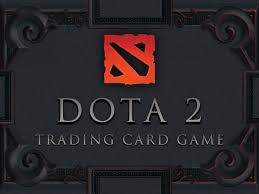 dota2 trading card game template psd file by goldenhearted on