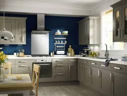 deco cuisine mur cuisine taupe et blanc comment bien organiser la cuisine